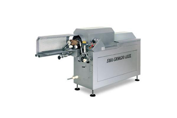 Macchinari industriali: Binding machine for coppa and bacon