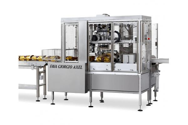 Macchinari industriali: Packaging machine for raw and cooked products
